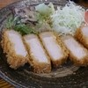 つ串亭 - 料理写真:三元豚ロースカツ定食 1,200円