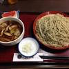 大村 - 料理写真:黒肉汁そば