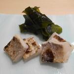 鮨みやもと - 太刀魚炙り