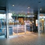 ホテルルートイン - ホテル入り口