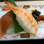 ホテルルートイン - 握り寿司