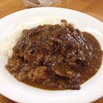 カレー屋 小松 - 料理写真:牛すじカレー