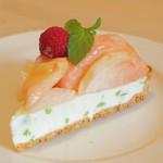 Furutsushoppuaomoriya - 料理写真:桃と白山だだちゃ豆