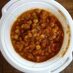 ワイフイズボス - 豆のカレー