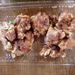 ワイフイズボス - 鶏の唐揚げ