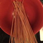 坊主バー - お通しの素麺素揚げ