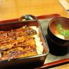 春六 - 料理写真:鰻重 3500円