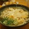飩平庵 - 料理写真:玉子とじうどん\300