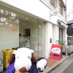 41092209 - 京都にはある目的でやってきたんだけど、                       まずは軽く腹ごしらえしなくっちゃ。                       というわけで鴨川沿いにあるこちらのカフェでお食事することに。