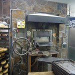 パン屋ドンチャバラ - 仏製石窯