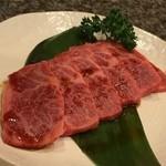 焼肉ハウス バリバリ - 仙台牛カルビ・・・★