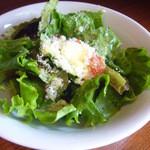 ビストロオーズ - 野菜サラダ