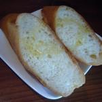 ビストロオーズ - パン