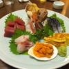 沢寿し - 料理写真:刺身、のど黒旨し