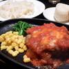 るーぱん - 料理写真:イタリアンハンバーグのセット