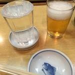 41096570 - 日本酒とチェイサー