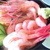 福よし - 料理写真:一つ一つがぷりぷりの甘えび