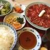 美福苑 - 料理写真:焼肉ランチ1.5倍