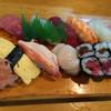 星好寿司 - 料理写真:上にぎりランチセット 1200円