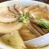 らーめん浦咲 - 料理写真:焼きあごらーめん 醤油(850円)+チャーシュー(200円)