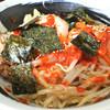 ラーメン寳龍 - 料理写真:冷やしビビン麺 850円 2015.8