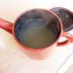 41102098 - 蕎麦湯