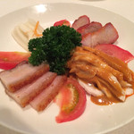 重慶飯店 - 夏の前菜盛り合わせ