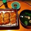 池田屋寿司割烹店 - 料理写真:「上 うな重」2,700円。
