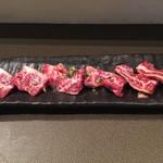 肉 ひこり - 和牛特撰ハラミ