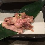 肉 ひこり - 和牛漬けカルビ