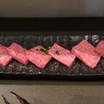 肉 ひこり - 和牛上カルビ