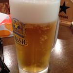 大衆酒場 俺流 - ビール