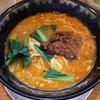 神龍 - 料理写真:満腹セットの坦々麺