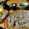 岩戸屋 - 料理写真:天ざる