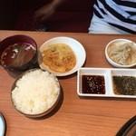 くま3びき - カルビ&豚トロセット(H27.8.14)