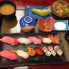 寿司・割烹 大吉 - 料理写真:ランチBセット特上にぎり2700円税抜