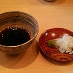 三合菴 - 蕎麦ゆつと薬味