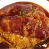 ノマキチ - 料理写真:ランチCセット、チキンorデミグラスソース