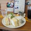エルリストン - 料理写真:セットドリンクは、アイスコーヒーです