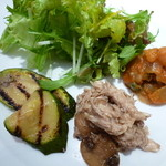 La sana - サラダと前菜盛合せ