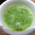La sana - 季節野菜のスムージー