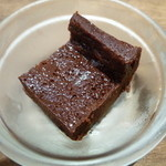 La sana - プチチョコレートケーキ