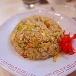 麺毅家 - チャーハン(セットで300円)
