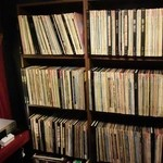 時の回廊 - レコード棚