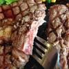 焼肉とステーキの店 ノースヒル 茨戸ガーデン - 料理写真:レア