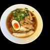 じゅう兵衛 - 料理写真:しょうゆらーめん 650円