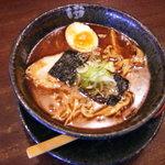 田ぶし - 料理写真:高円寺の味を守り続けている【本家田ぶしらーめん】