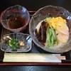 茶房ふたかみ - 料理写真:そうめん 500円