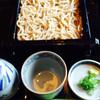 蓬庵 - 料理写真:せいろ650円