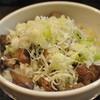 漢 - 料理写真:純レバ丼 ¥750
